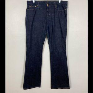 Joe's Jeans Honey dark denim jeans